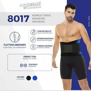 CYSM 8017 Support and Sweat Enhancing Waistband -